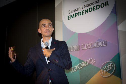 Emprendedor - Marco Ayuso