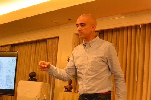 Conferencista - Marco Ayuso
