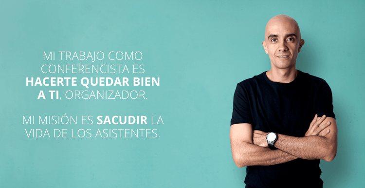 Marco Ayuso - Conferencista Motivacional